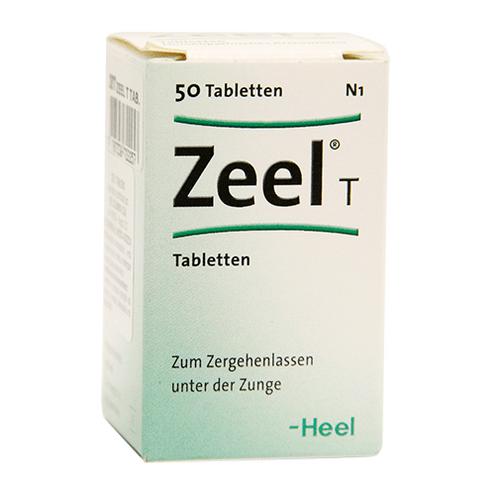 Comprar Zeel T X 50 Tabletas