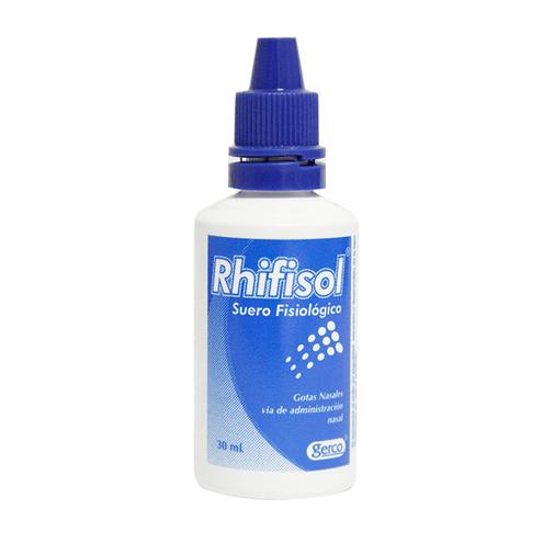 Comprar Rhifisol Gotas Nasales Frasco X 30ml