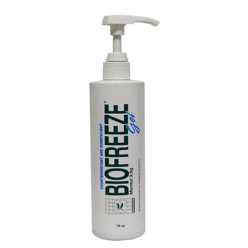 Comprar Biofreeze Gel Mentol Frasco X 16oz