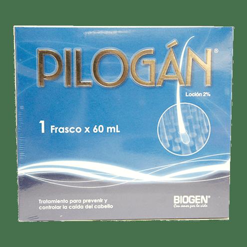 Comprar Pilogan Locion 2% Frasco X 60 Mlt