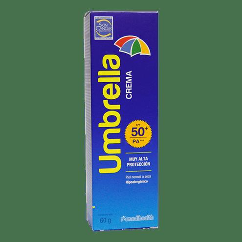 Comprar Umbrella Crema Piel Normal O Seca Spf50+ X 60grs