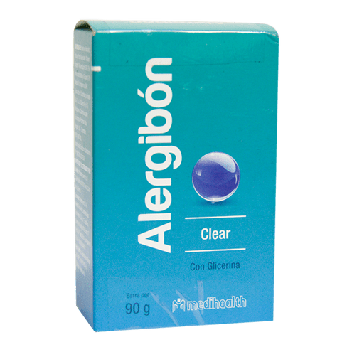 Comprar Alergibon Clear Glicerina 90gr