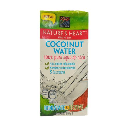 Comprar Agua Nature Heart Coco S/Azucar X 946ml