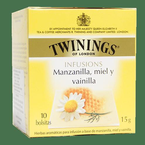 Comprar Twinings Infus Manzan Miel Vainillax10un