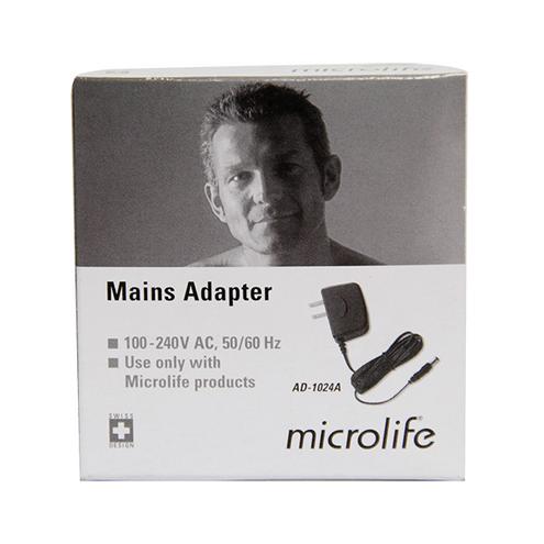 Comprar Microlife Adaptador De Voltaje Ad-1024a.