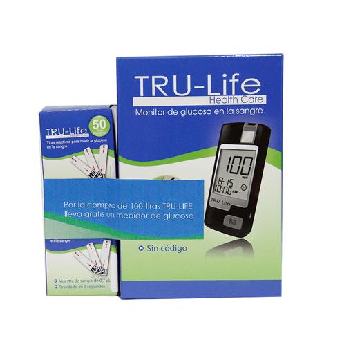 Comprar Tru-Life Kit Glucometria Health Care