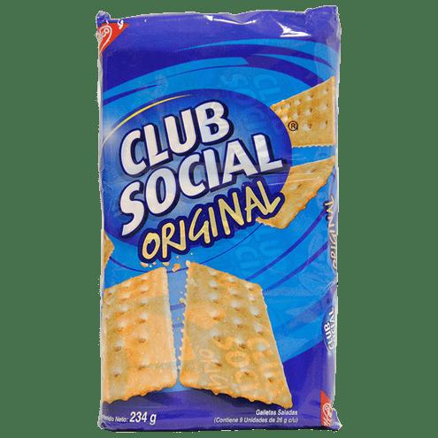 Comprar Galleta Club Socia