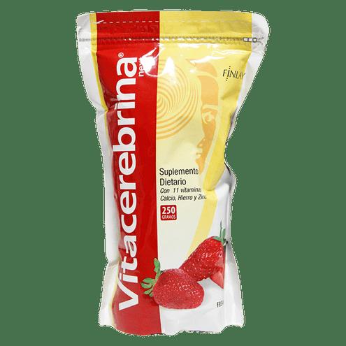 Comprar Vitacerebrina Fresa Granulado X 250gr