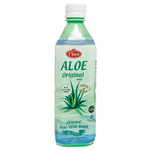 Comprar Tbest Bebida Aloe Original X 500ml