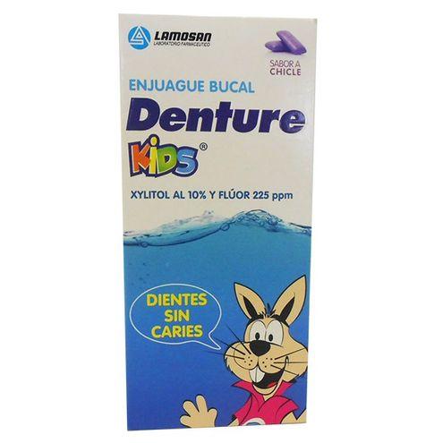 Comprar Enjuague Bucal Denture Kids X 240ml