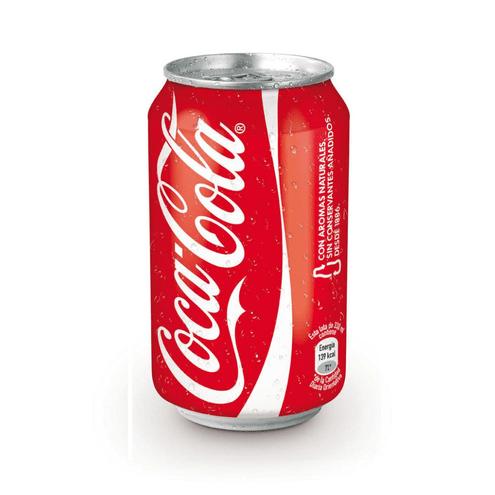 Comprar Coca Cola Lata X 330ml
