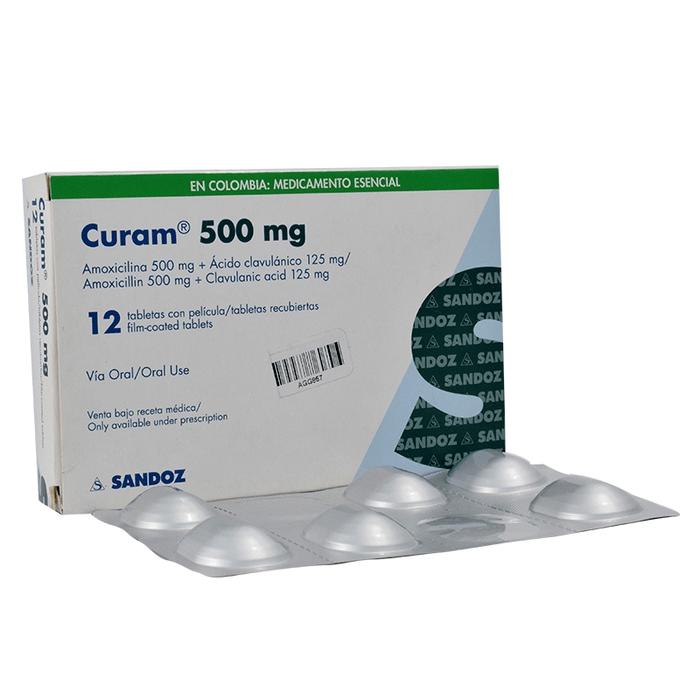 para que se usa amoxicilina con acido clavulanico