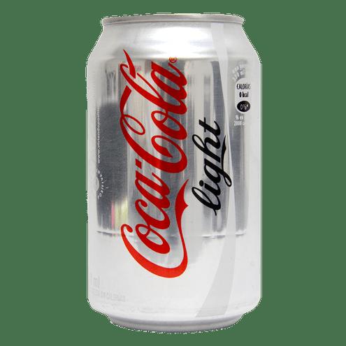 Comprar Coca Cola Light Lata X 330ml