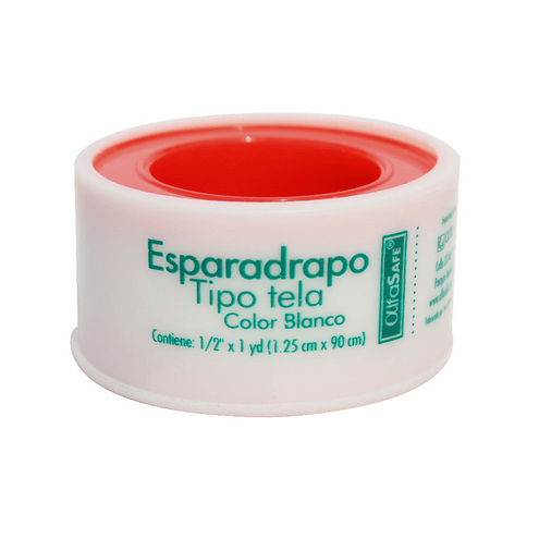 Comprar Esparadrapo Alfasafe Blanco 1/2