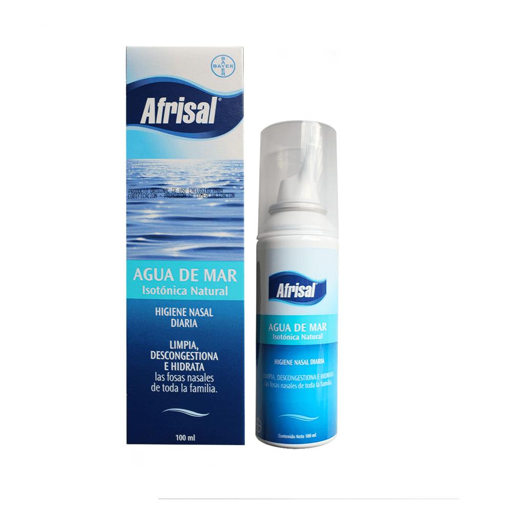 solucion nasal para niños