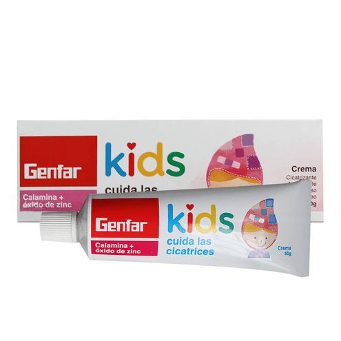 Comprar Genfar Calamina + Oxido Zinc Kids Caja X 60g