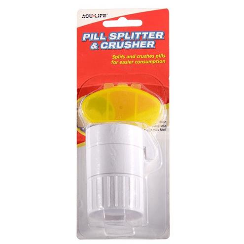 Comprar Acu-Life Picador-Triturador De Pastillas