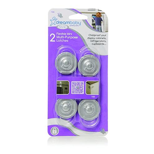 Comprar Cierre Dream Baby Multiusos Mini X 2 Plateado