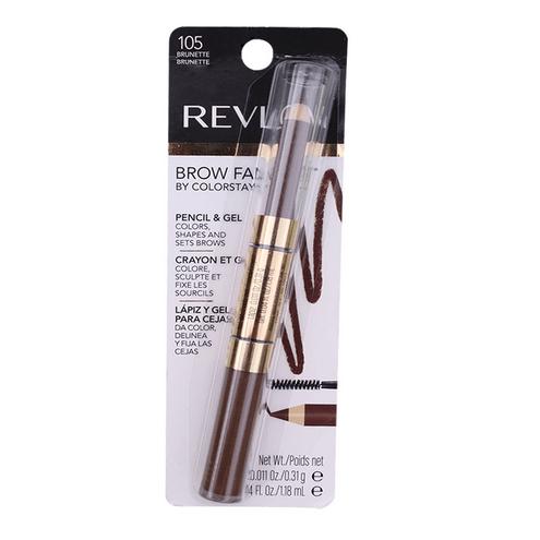Comprar Delineador Cejas+Gel Revlon 105 Brunette