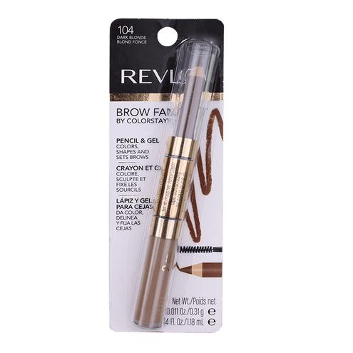 Comprar Delineador Cejas+Gel Revlon 104 Dark Blonde