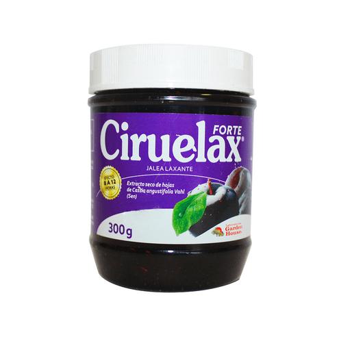Comprar Ciruelax Forte Jalea X 300gr