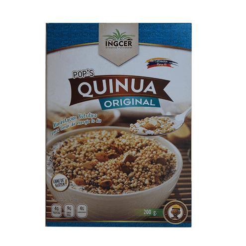 Comprar Cereal Ingcer Quinua Original X 200gr