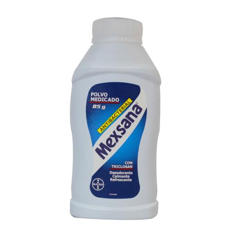 Comprar Talco Pies Mexsana Antibacterial X 85gr