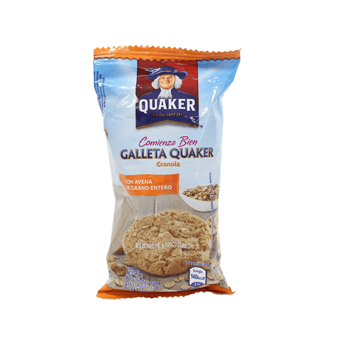Comprar Galletas Granola Quaker X 30gr