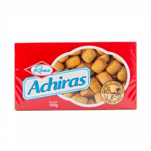 Comprar Achiras Gol-O-Cines X 100gr