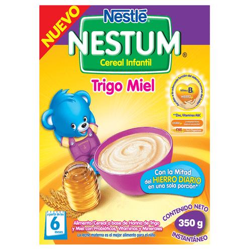 Comprar Cereal Nestum Trigo Y Miel 6m X 350gr