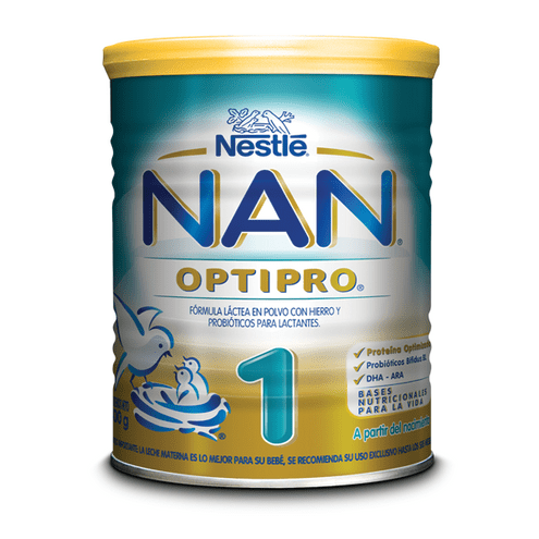 Comprar Formula Infantil Nan Optipro Etapa 1 De 0-6m X 400gr