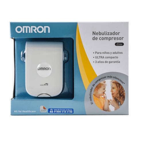 Comprar Nebulizador Omron Compresor Niño Y Adulto Ne-C803