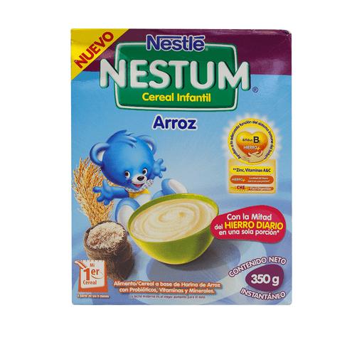 Comprar Cereal Infantil Nestum Arroz X 335gr
