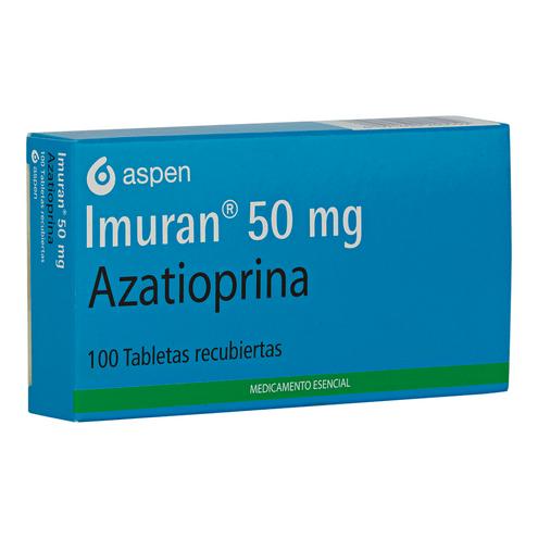 Comprar Imuran 50mg X 100 Tabletas