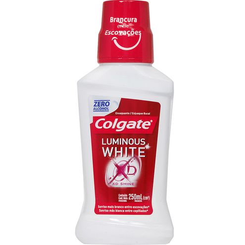 Comprar Enjuague Bucal Colgate Luminous White X 250ml