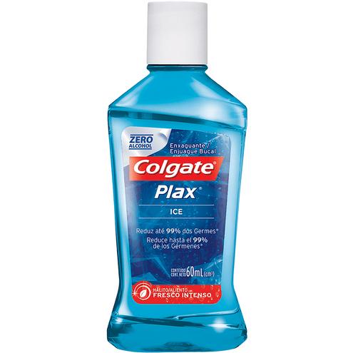 Comprar Enjuague Bucal Colgate Plax Ice X 60ml