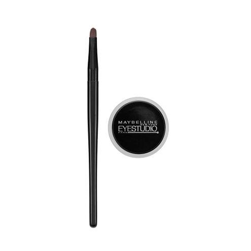 Comprar Delineador De Ojos Maybelline Eye Studio Lasting Drama Gel Blackest Black X 3 Gr