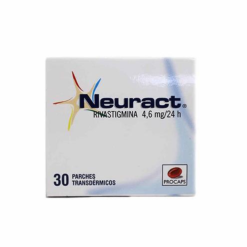 Comprar Neuract 4.6mg/24h X 30 Parches