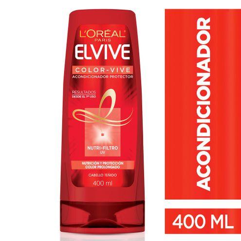Comprar Acondicionador L'oréal Paris Elvive Color Vive X 400 Ml