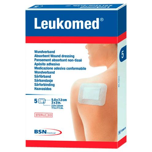 Comprar Aposito Leukomed 7.2 X 5und