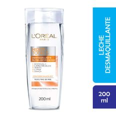 7509552908336_1-Leche-Desmaquillante-L-Oreal-Paris-Hidra-Total-5-Anti---Manchas-200-Ml