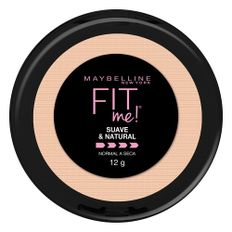 7501839116410_1-Polvo-Compacto-Maybelline-Fit-Me-Suave---Natural-Natural2-12-Gr
