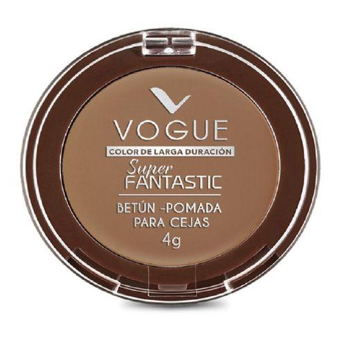 Comprar Betún Para Cejas Vogue Super Fantastic Caoba X 4 Gr - Betún Para Cejas Super Fantastic Caoba X 4 Gr