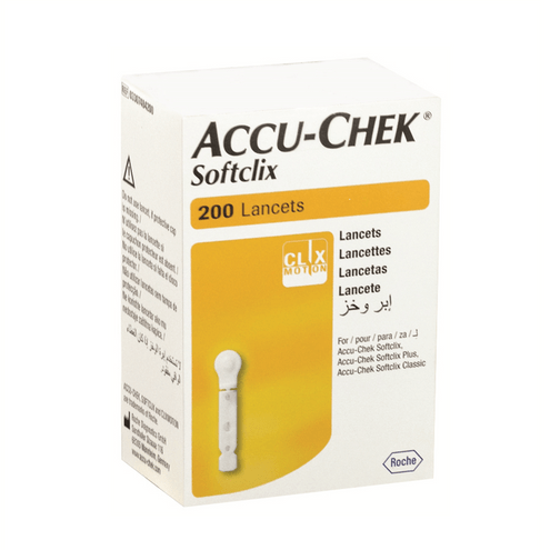 Comprar Lancetas Accu-Chek Softclix X 200und