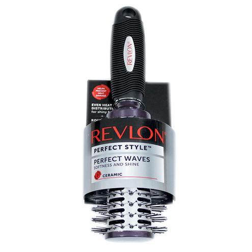 Comprar Cepillo Revlon Perfect Style Termico De Nylon Y Ceramica