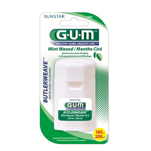 Comprar Hilo Dental Gum Butlerweave X 183mts