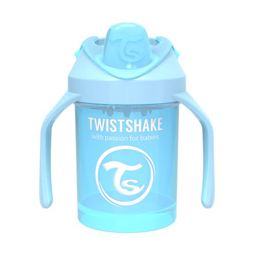 Comprar Vaso Pitillo Twistshake Azul 4+M 7 Oz
