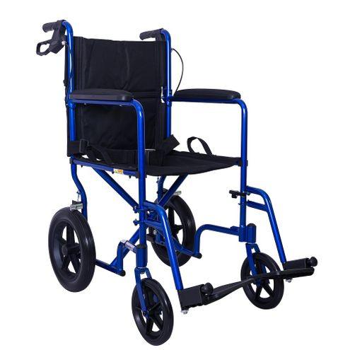 Comprar Silla Ruedas Drive Transporte Aluminio Ref. Exp19ltbl Azul
