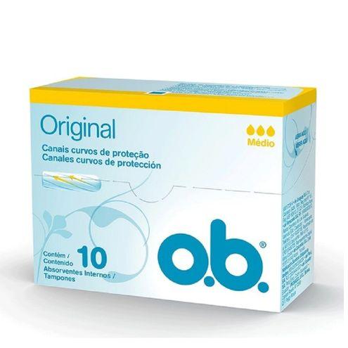 Comprar Tampones Ob Original Medio X 10und