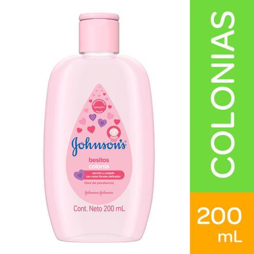 Comprar Colonia Johnsons Baby Besitos X 200ml